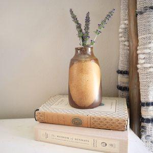 Mid Century Pottery Craft California Vase